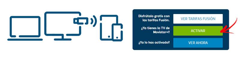 1 Entra en la web de activacion de Movistar