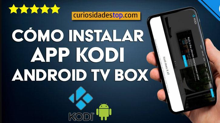 Como instalar y configurar Kodi desde 0 en Android y TV BOX correctamente